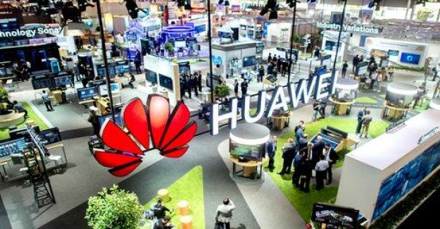 Worldwide distrust of China's flagship group, Huawei