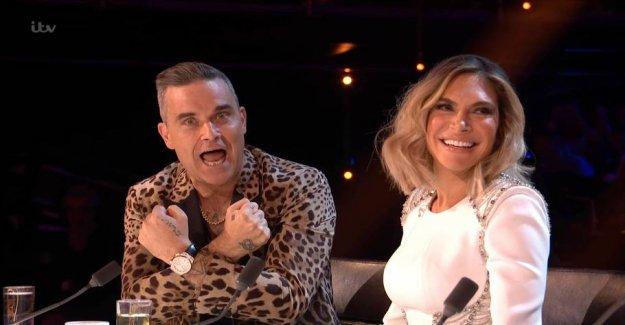 X Factor judge reveals: We had sex in the reklamepauserne