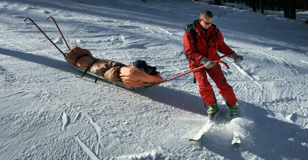 You must on the slopes? Here are the biggest mistakes