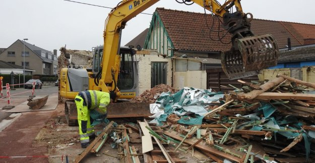 Your house to demolish and rebuild? You can soon 7.500 euros