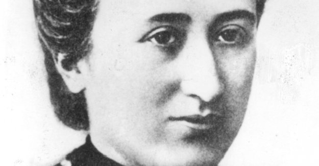 100 years ago Rosa Luxemburg were killed on the bestial show