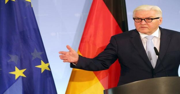 100 years of women's right to vote : Steinmeier: women's rights, men are thing
