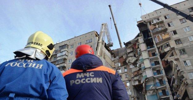 39 dead in husraset in Russia