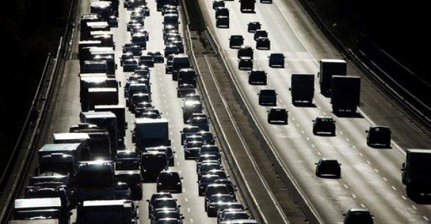 745.000 traffic jams on German motorways in 2018