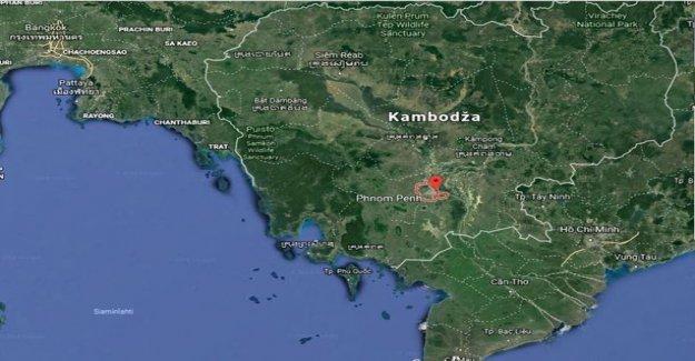 A Finnish man was found dead in Cambodia