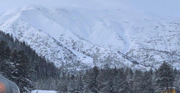 A dangerous Mix dominates the Alps