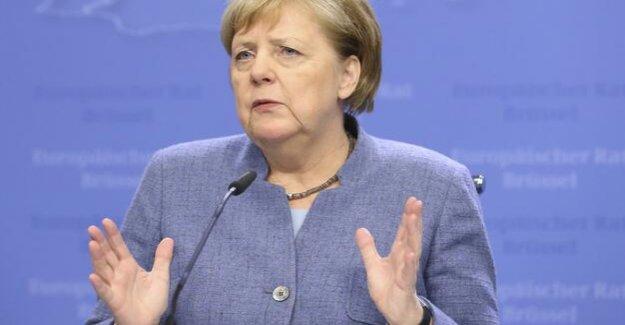 A political scientist analyzes Merkel's rhetoric : More belligerence car