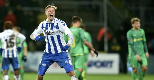 AGF trades on: Download Danish defender returns from Germany