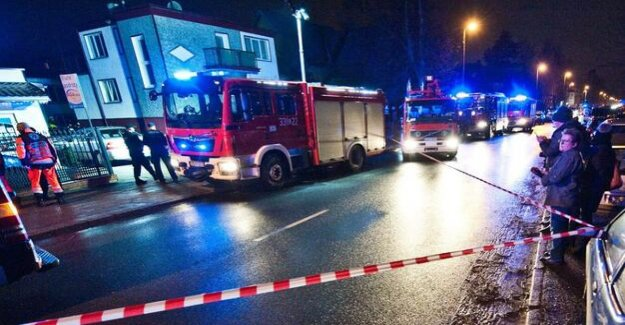 Accident in Poland : Five girls die in fire Escape Room