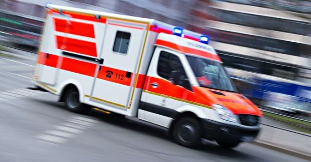 Accidents in Berlin-Mitte, the Westend district and the Reinickendorf : heavy accidents injured in several traffic