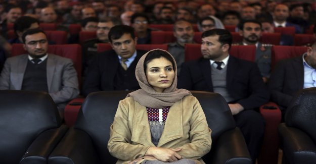 Afghan women sceptical about greater equality