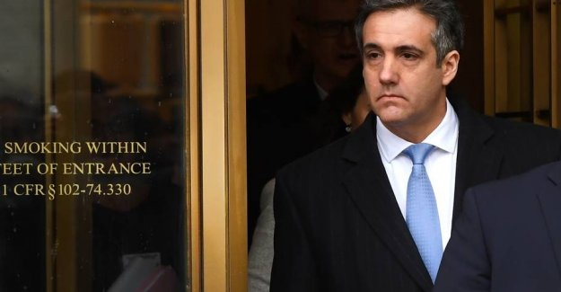 After cancellation: Michael Cohen will nevertheless witness