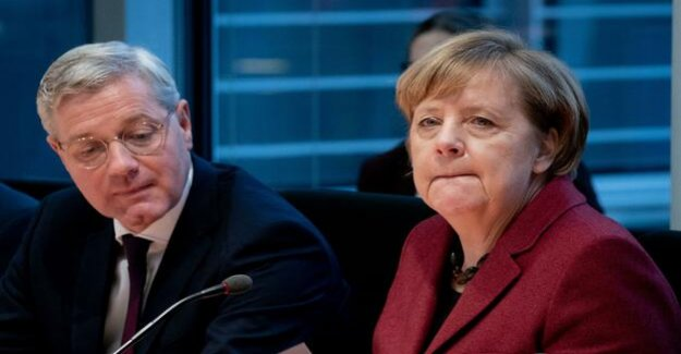 After the Brexit debacle : Merkel clear line calls from London