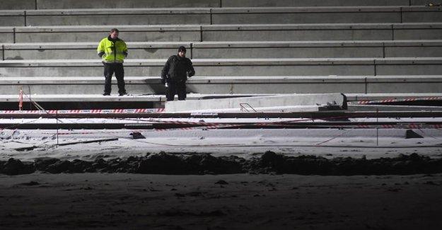 After the death of accident at work: Strakspåbud
