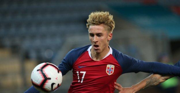 Ajax lend the Norwegian stortalent to Heerenveen