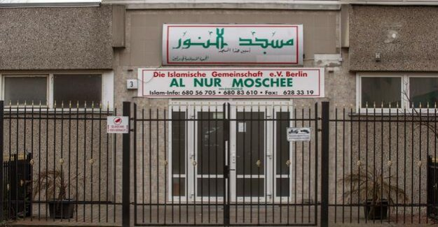 Al-Nur-mosque in Berlin-Neukölln : politicians call for insight into the lessons of the Berlin mosque
