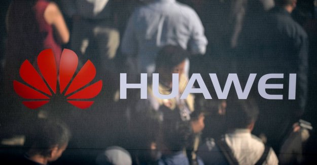 American lawsuit against Huawei on the lift due to theft of trade secrets