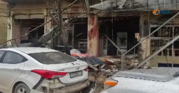 Americans dead in suicide attack in Syria