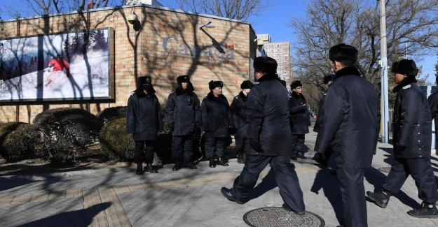 Americans warned about arbitrary arrests in China