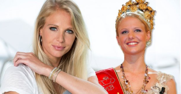 Annelien Coorevits retrieves memories of her year as Miss Belgium: Darline, my parents called to say that she would dismiss