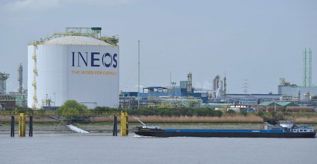 Antwerp port achieves highest European chemicals investment in 20 years, permanently within
