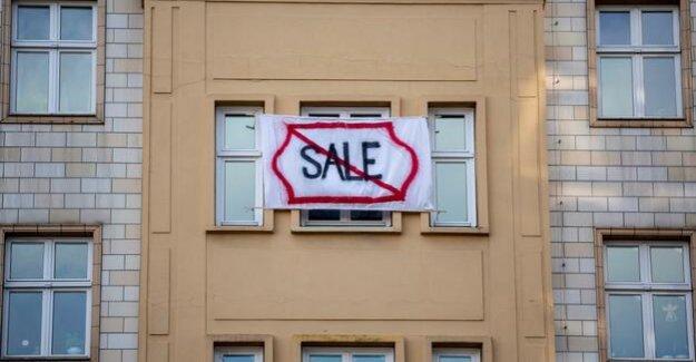 Apartment in Berlin : Finance Minister prepares for negotiations with Deutsche Wohnen