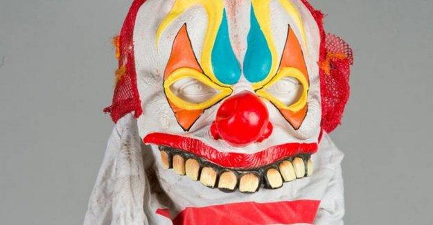 Armed clowns terrorizing european city