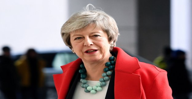 Armed to Brexit: May be appealed to the Parliament