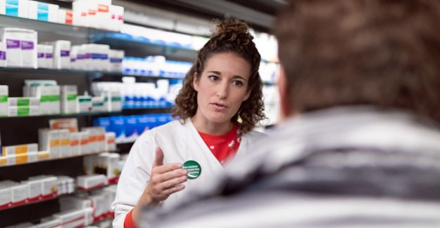 Armed to generic prices and the margin of the pharmacist