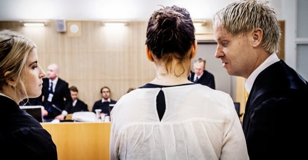 Ask about the 21 years of detention for Kristiansand-women's
