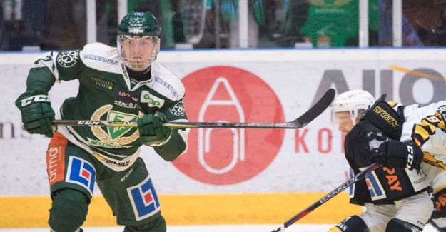 Åslund may miss the rest of the season