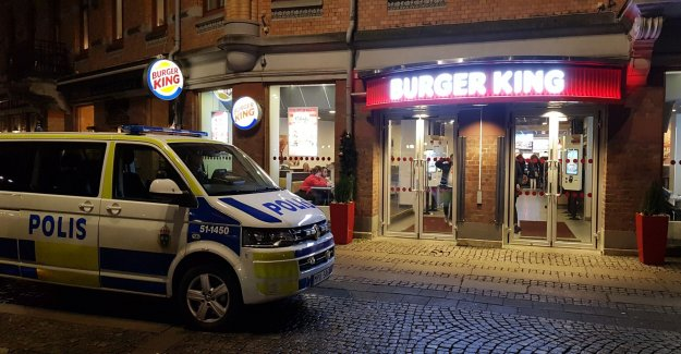 Assassination attempt in central Gothenburg