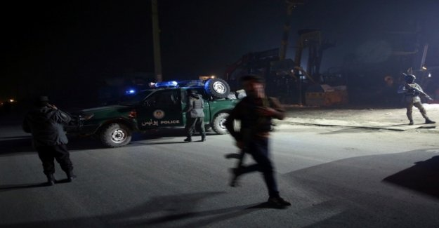 At least four Dead and over 90 injured in attack in Kabul