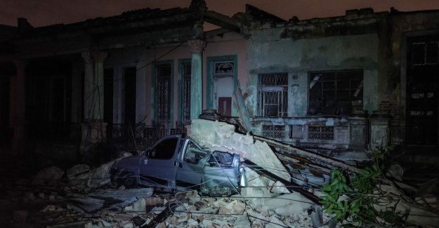 At least three people dead and 172 injured by tornado in Havana: It seemed like a rampenfilm from Hollywood