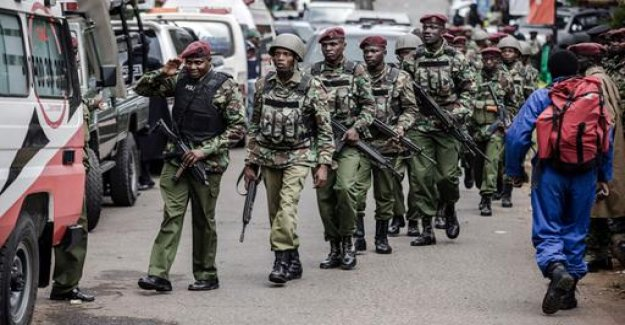 Attack in Nairobi: the attack, according to Kenyatta completed