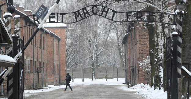 Auschwitz-museum attracted in 2018, a record number of visitors
