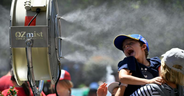 Australia in Code Red: heat wave reaches 48,9 degrees