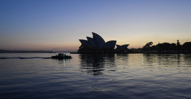 Australia is experiencing the warmest night ever recorded: temperature dives not under 36,6 degrees