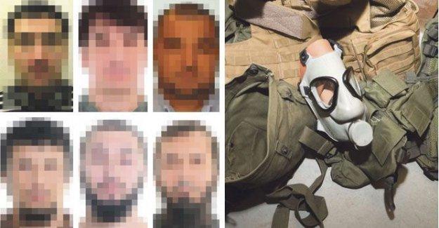 Avrättningsfilmer and bombmanual new evidence in terrorrättegång