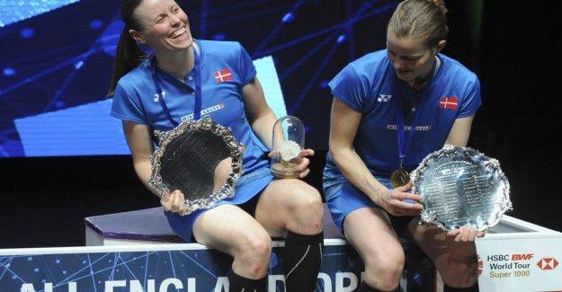 Baby-boom: Danish sportspar have become parents