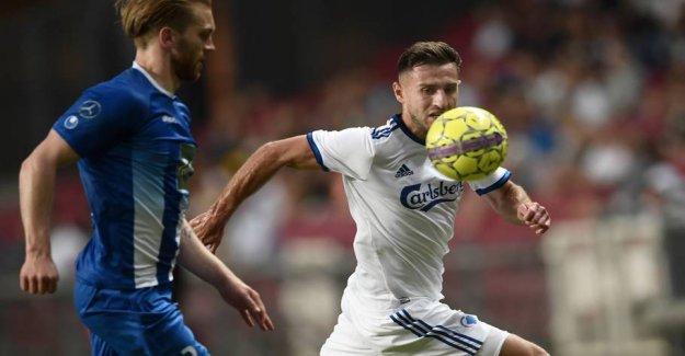 Bad injury stopped FCK-career: - I had everything
