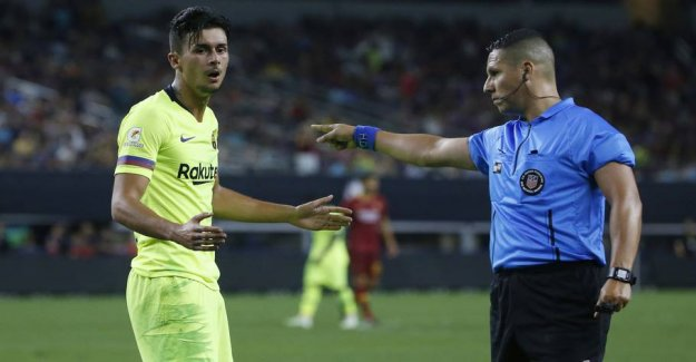 Barcelona used illegal plays: Risk of serious punishment
