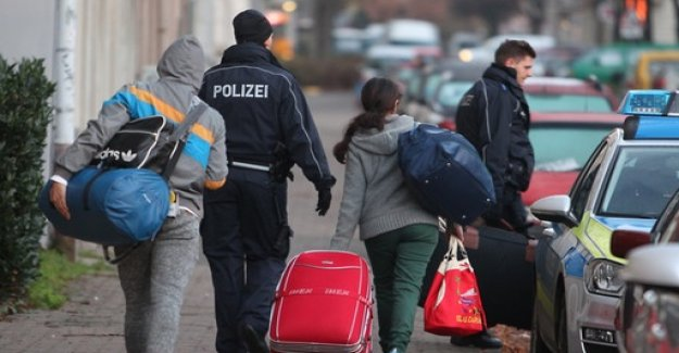 Barley criticised Seehofer's push to deportations