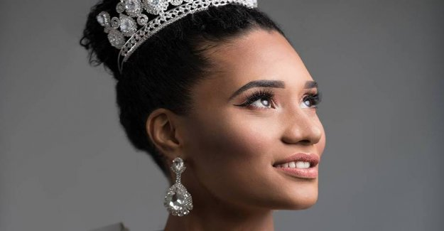 Beauty queen exposed to racism: She is too dark