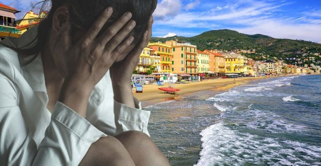 Belgian (32) woman by six Tunisians kidnapped in Sanremo: Tied to bed and two months long, being raped