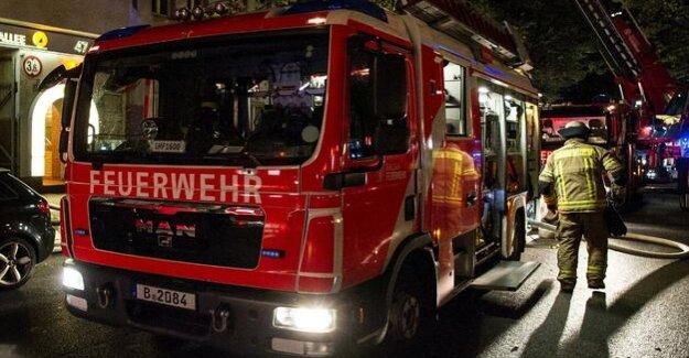Berlin-Neukölln : basement fire in high-rise