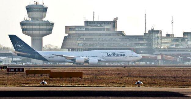 Berlin-Tegel : Lufthansa-Chef: TXL-open check again
