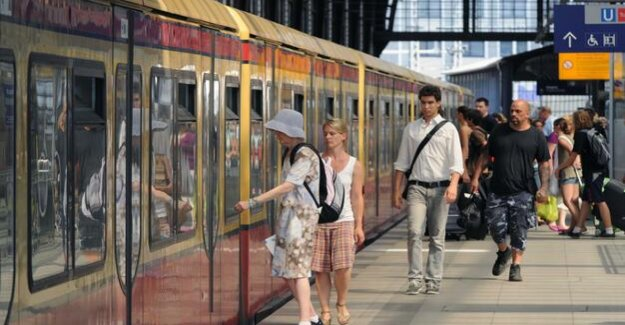 Berlin and Brandenburg : Vast investment program for the railway transport