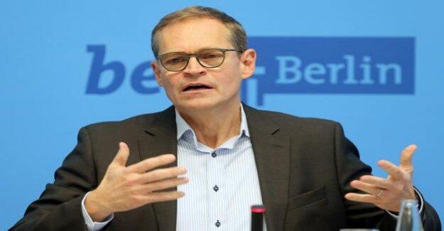 Berlin mayor : Müller criticized the BVG-Boss, and transportation Senator