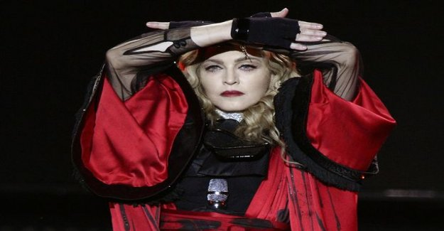 Big surprise! Madonna might perform at the Eurovision song contest